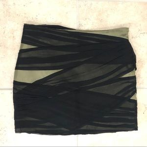 Cute Bebe Skirt - XS Never Worn